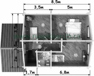 План проекта № 4.1