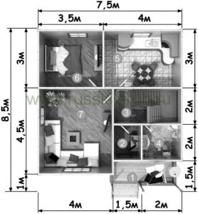 План проекта № 6