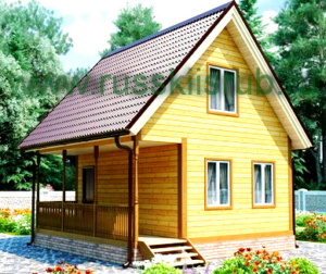 Проект дома № 10