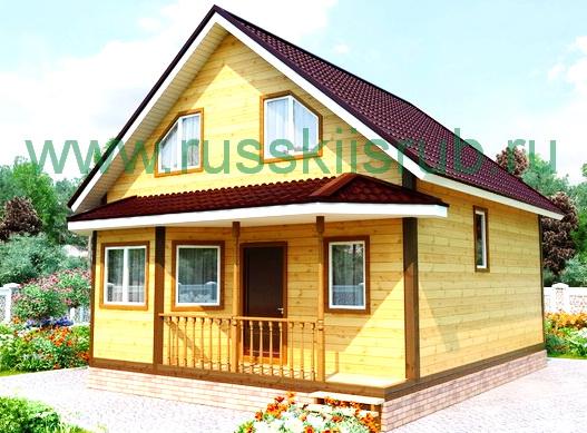 Проект дома № 5
