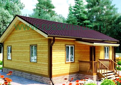 Проект дома № 7