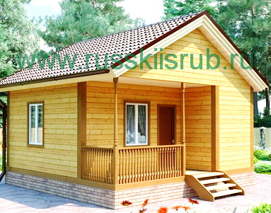 Проект дома № 9